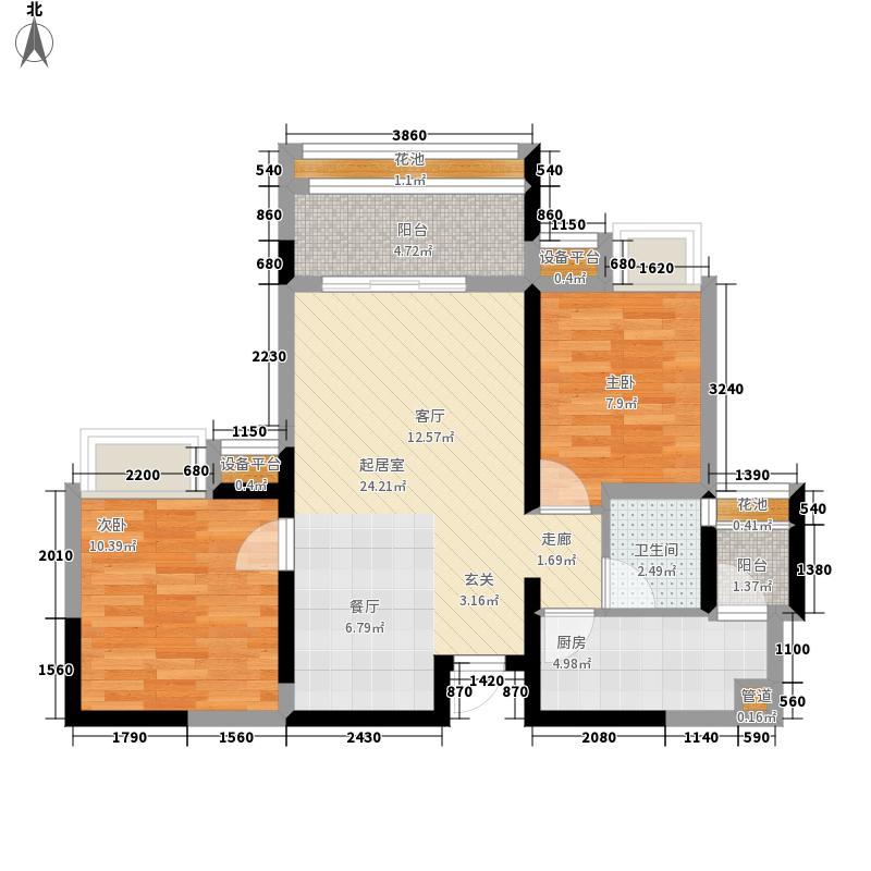 保利云山国际保利云山国际户型图(7/49张)户型10室