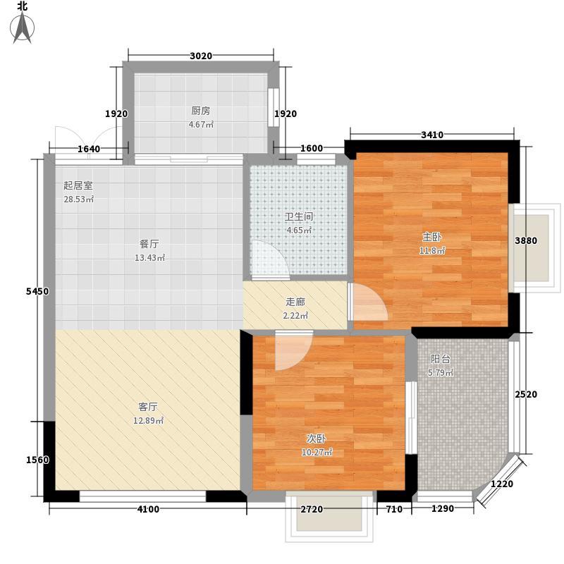 约克城邦约克城邦户型图(3/11张)户型10室