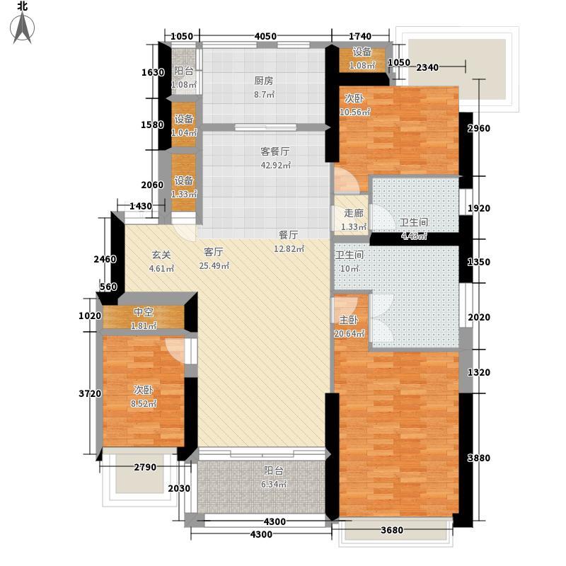 朱美拉公寓270°houseC户型
