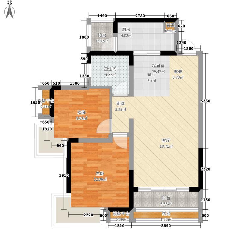 保利云山国际保利云山国际户型图(13/49张)户型10室