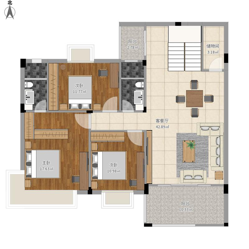 D栋11层-01-1plan02