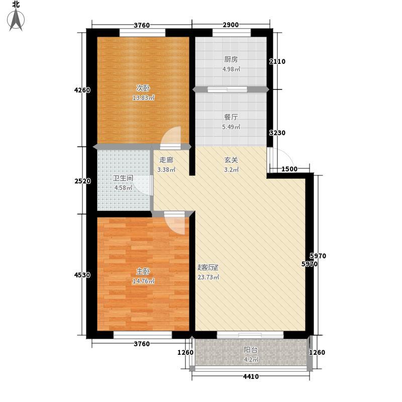 恒盛家园恒盛家园户型图(19/19张)户型10室