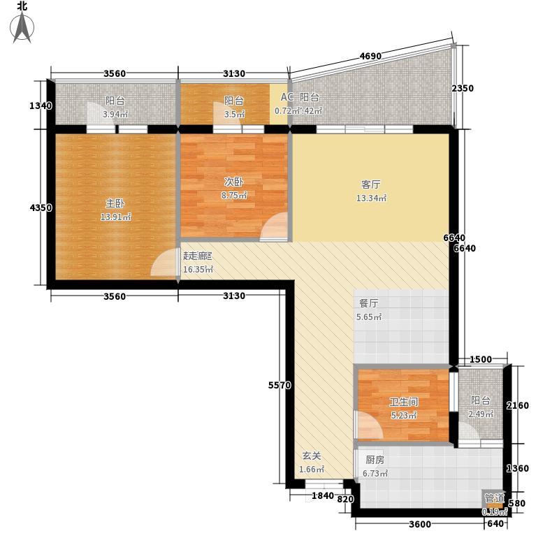 青山小区青山小区户型图(14/24张)户型10室