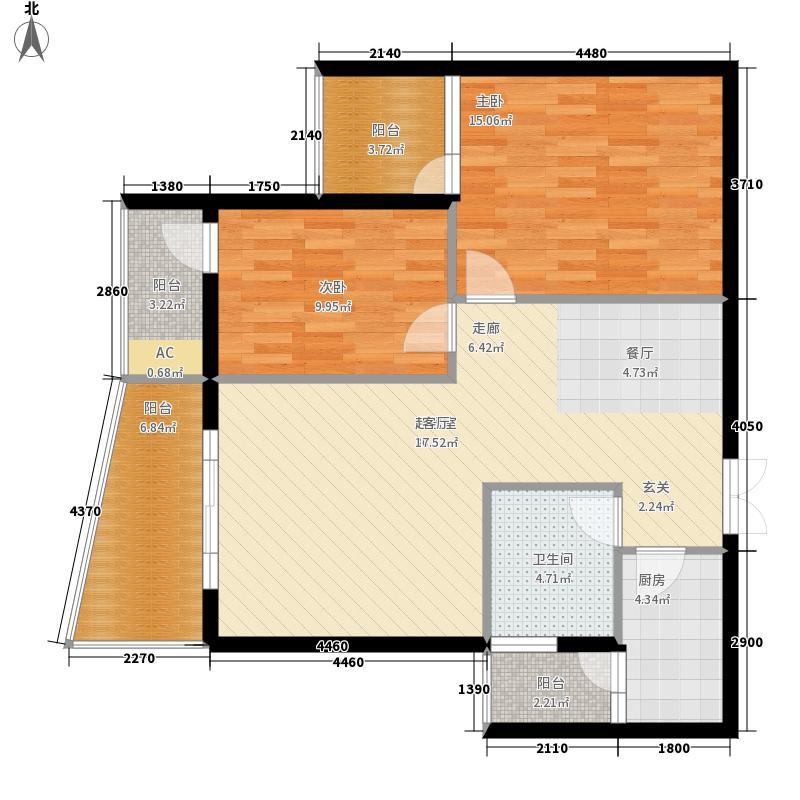 青山小区青山小区户型图(4/24张)户型10室
