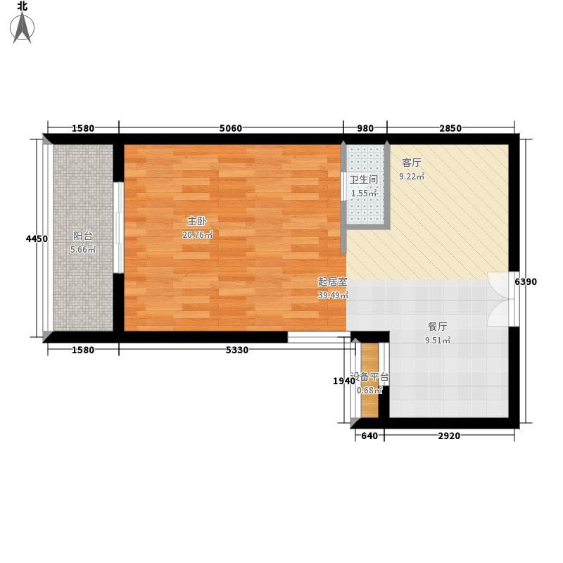 最空间最空间户型图(33/37张)户型10室