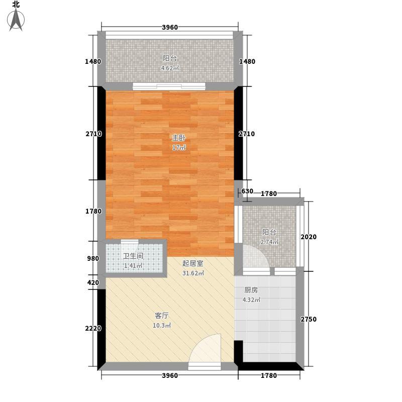 最空间最空间户型图(4/37张)户型10室