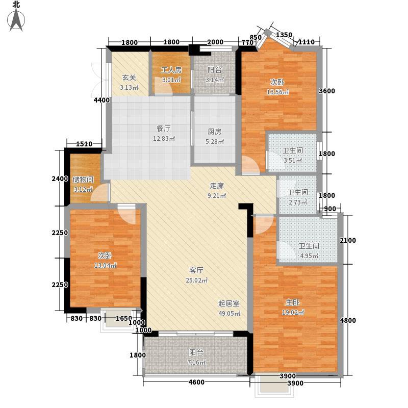 国税宿舍150.00㎡面积15000m户型