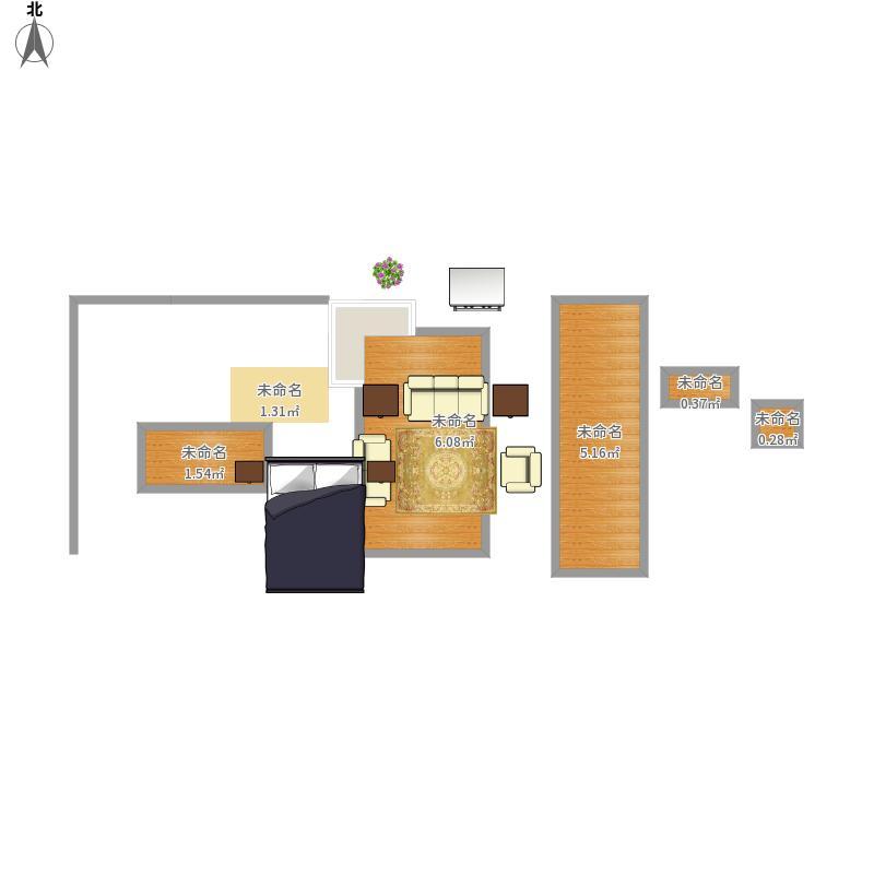 署西嘉园3室1厅1卫1厨107.00㎡户型图户型图大全,装修户型图,户型图分析,户型图设计方案