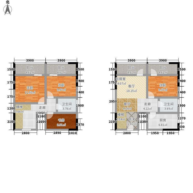 广天国际公寓80.41㎡A1面积8041m户型