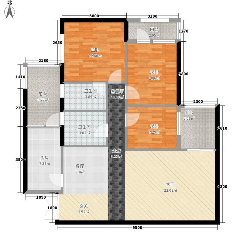 摩卡空间摩卡空间户型图(8/10张)户型10室
