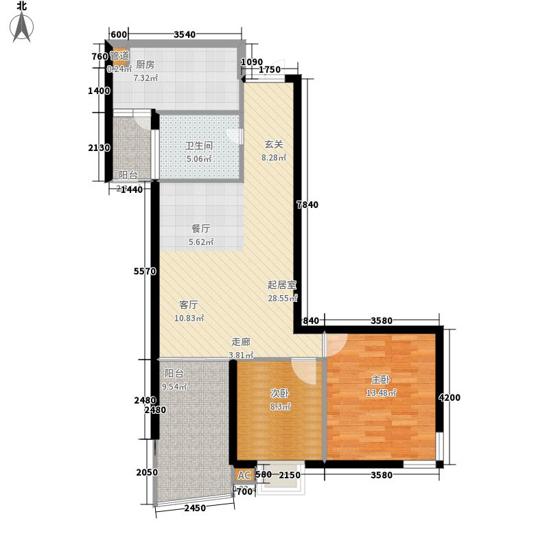 青山小区青山小区户型图(24/24张)户型10室