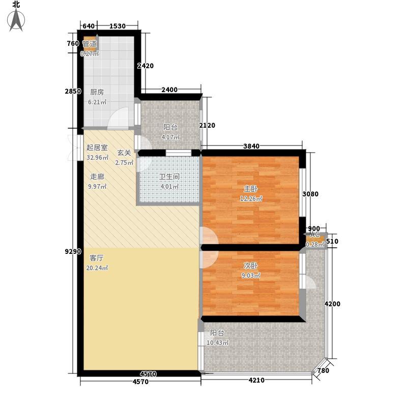 青山小区青山小区户型图(23/24张)户型10室