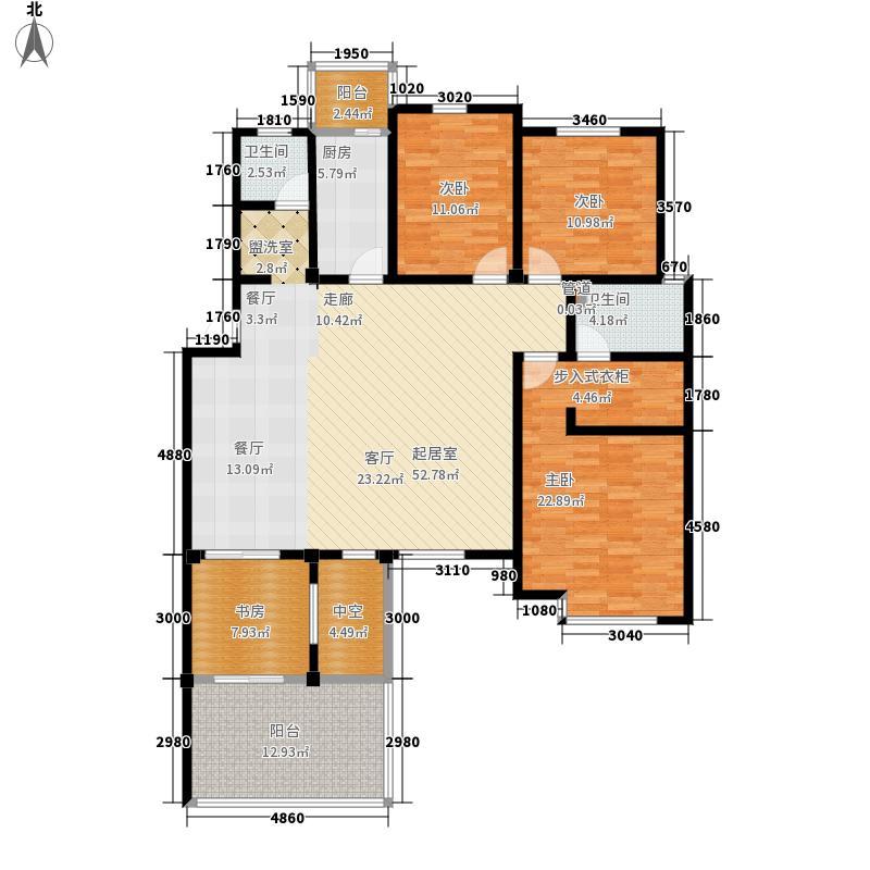洪城比华利12、16#楼202户型