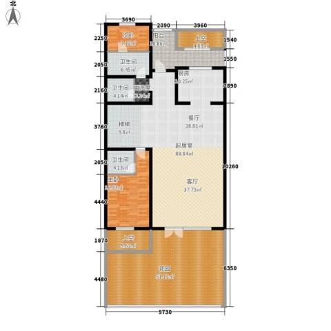 萨尔斯堡2室0厅3卫0厨568.00㎡户型图