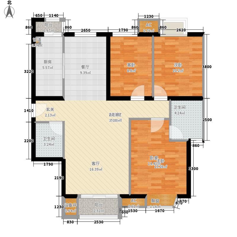 省烟草局宿舍117.00㎡面积11700m户型