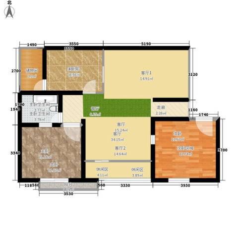 甲辰巷1室1厅0卫0厨90.00㎡户型图