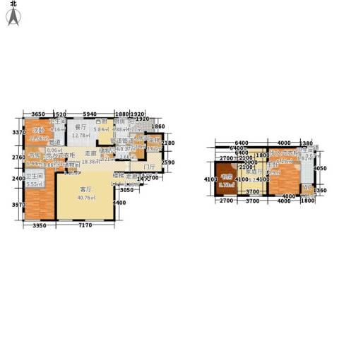 中央悦城5室0厅4卫1厨174.00㎡户型图