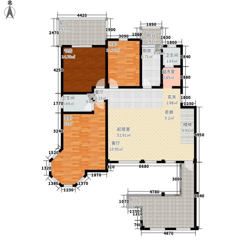 洪城比华利12、16#楼101上层户型