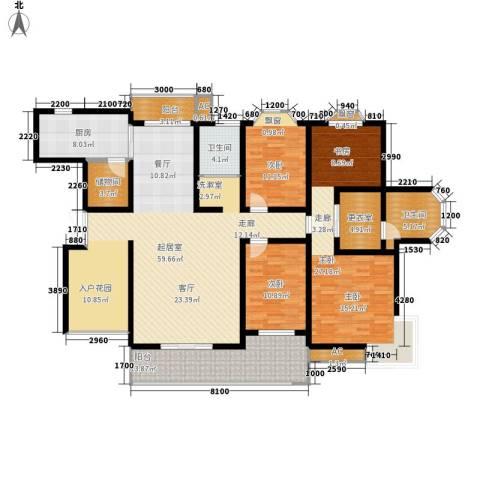 天城湖光山色3室0厅2卫1厨194.00㎡户型图