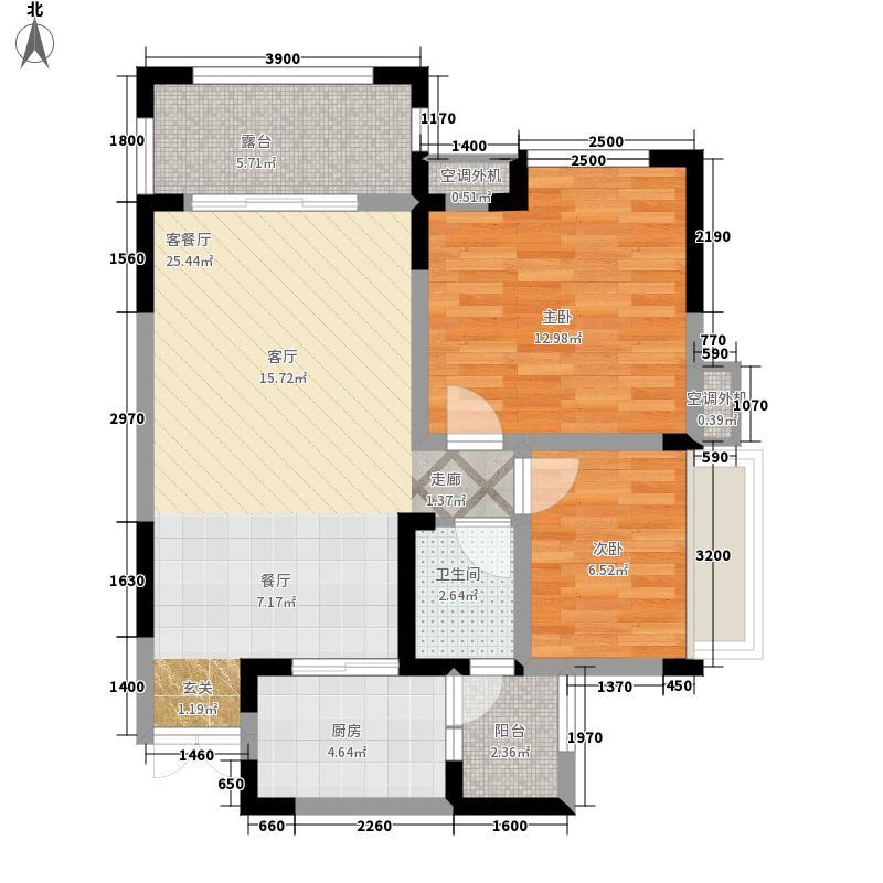 台颐公寓户型