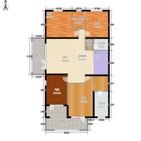 萨尔斯堡4室0厅2卫0厨654.00㎡户型图
