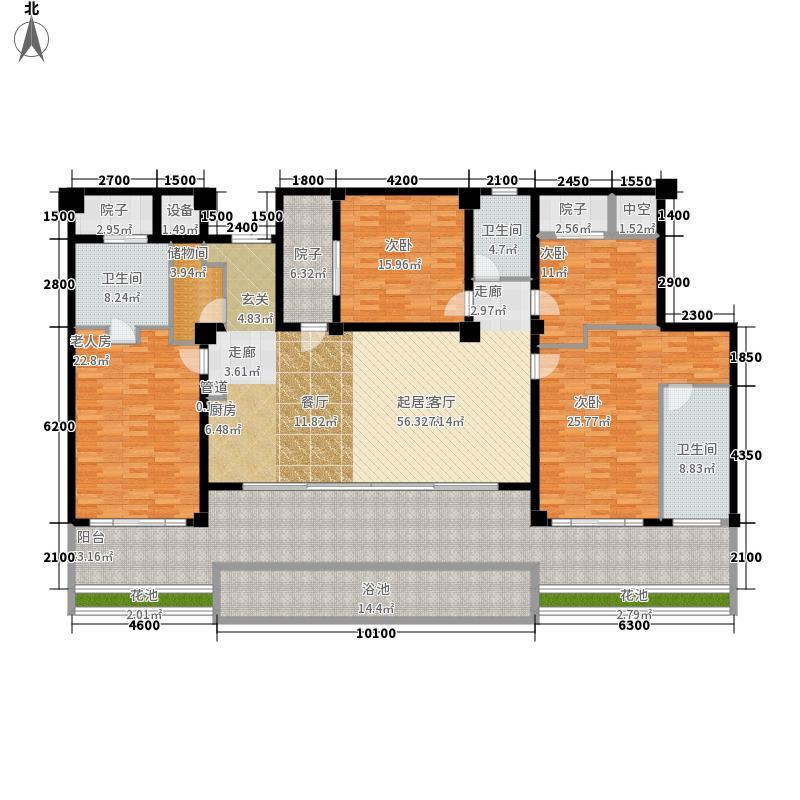 葛洲坝·海棠福ONE公寓册-10户型