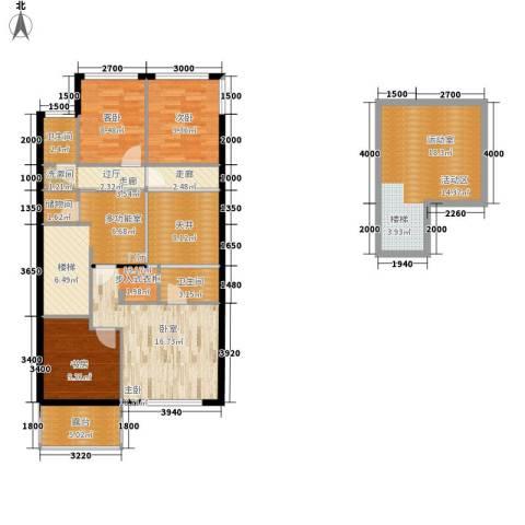 娱苑新村4室0厅2卫0厨103.57㎡户型图