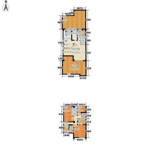 万科水晶城3室0厅2卫1厨316.00㎡户型图