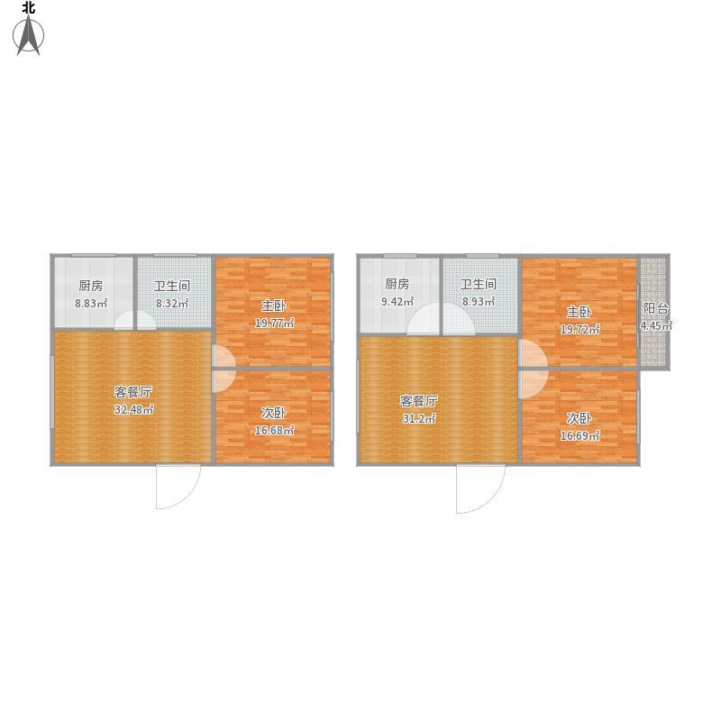 香山22栋501-601
