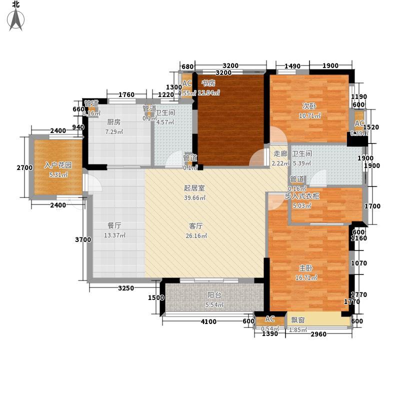 疾控中心家属院3221-2户型