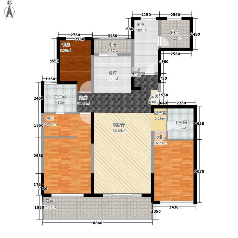 黄浦丽园164.36㎡黄浦丽园户型图户型图3室2厅2卫1厨户型3室2厅2卫1厨