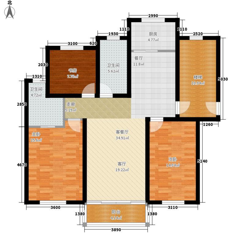 芳邻彩园户型图新区芳邻 户型图 3室2厅2卫1厨