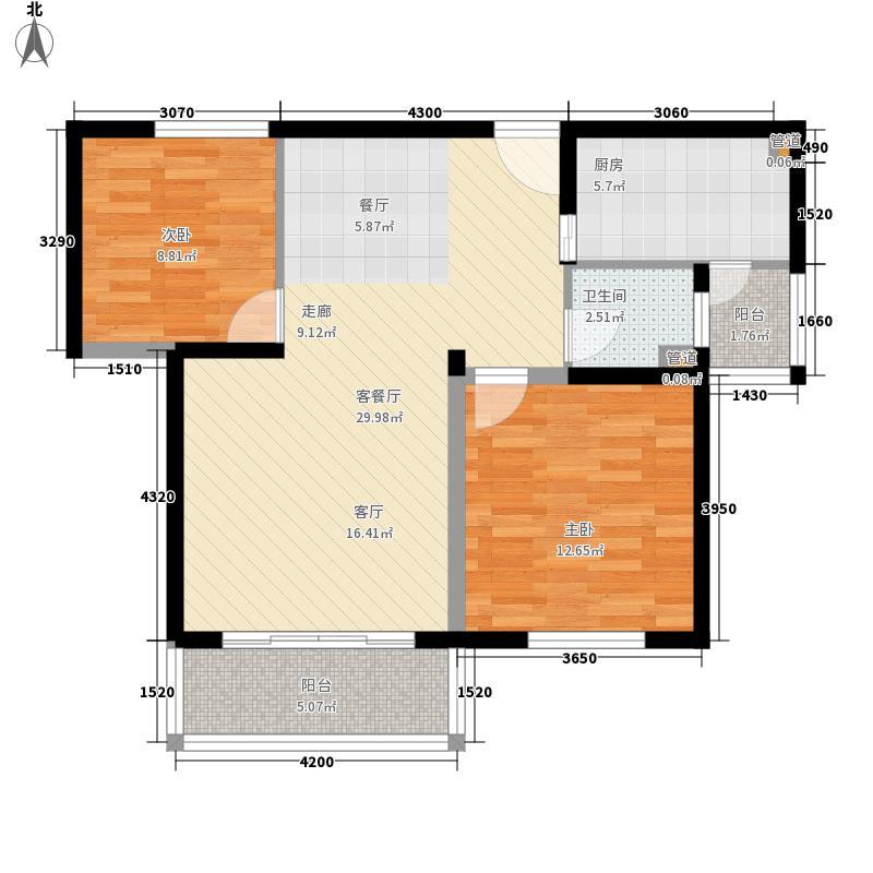 南洋新城南洋春天83.73㎡南洋新城南洋春天C4户型3室2厅2卫1厨83.73㎡户型3室2厅2卫1厨