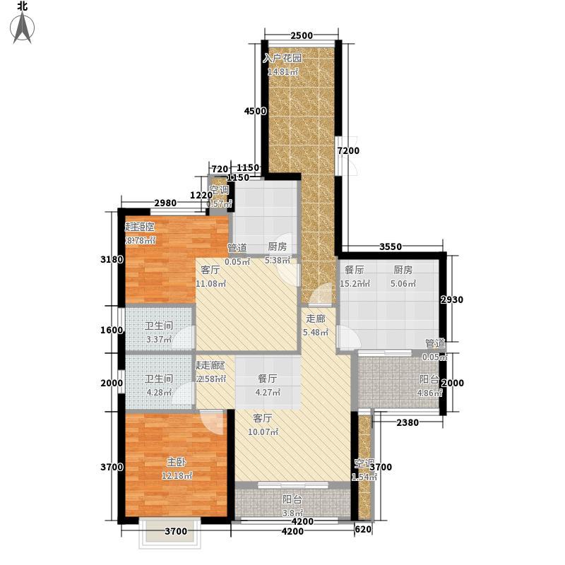 雀巢公寓78.00㎡面积7800m户型