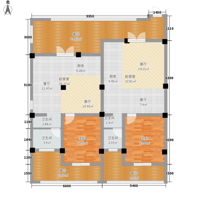 千鹭湖度假酒店A1d户型10室