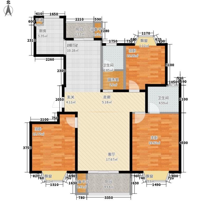 瑞城国际社区115.00㎡瑞城国际社区户型图A3讴歌3室2厅2卫户型3室2厅2卫