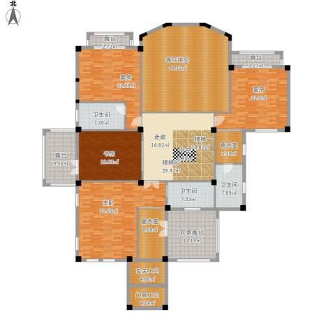 瑞宫2室0厅3卫0厨335.00㎡户型图