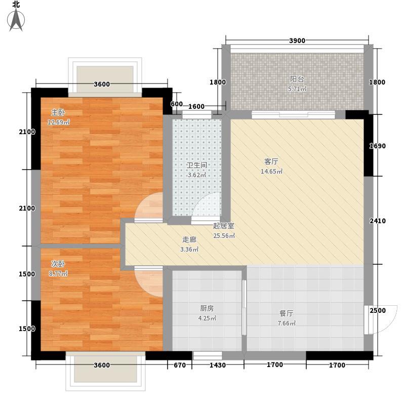 煤矿局宿舍22141户型