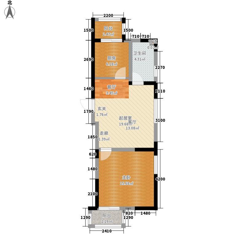 天赐园(和平区)76.17㎡天赐园3#2门5面积7617m户型