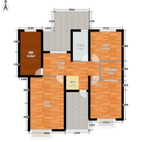 飞英家园4室0厅1卫0厨110.47㎡户型图