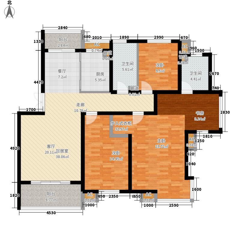 嘉业阳光假日嘉业阳光假日户型图四期多层户型A23室2厅2卫1厨户型3室2厅2卫1厨