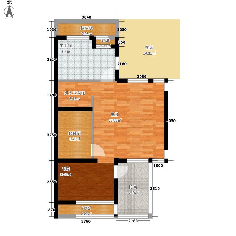三江尊园200.00㎡地下一层-联排别墅-户型