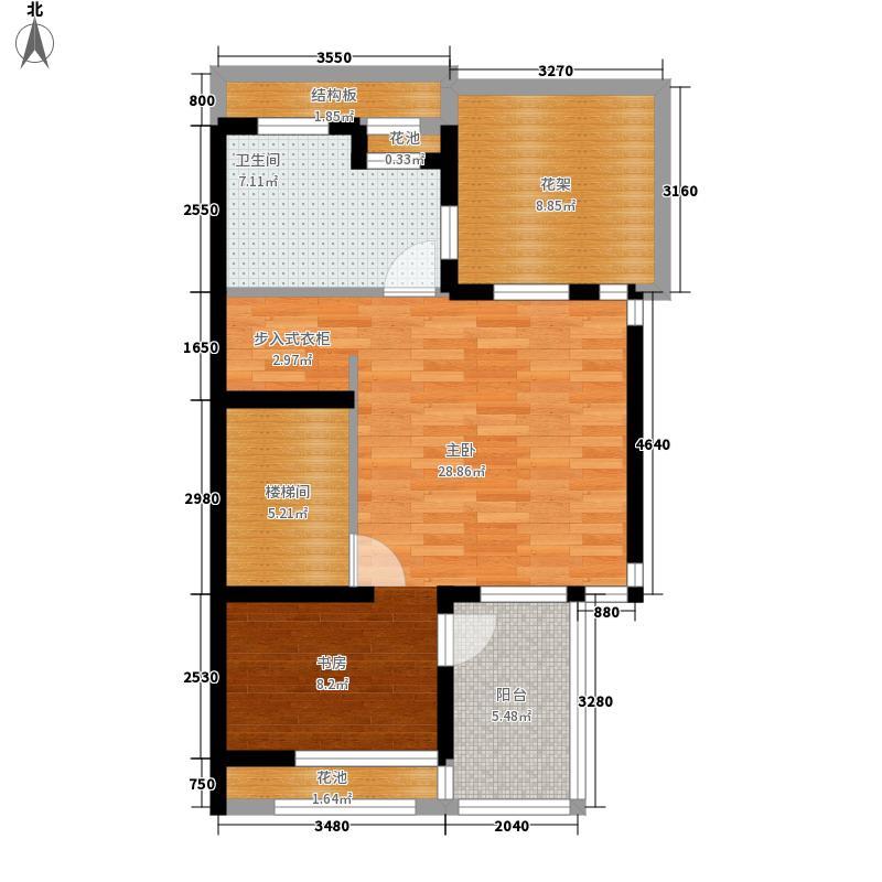 三江尊园200.00㎡三层-联排别墅--4套户型