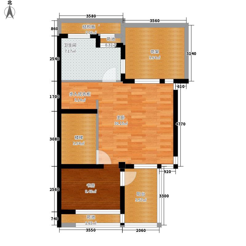 三江尊园200.00㎡三层-联排别墅--11套户型
