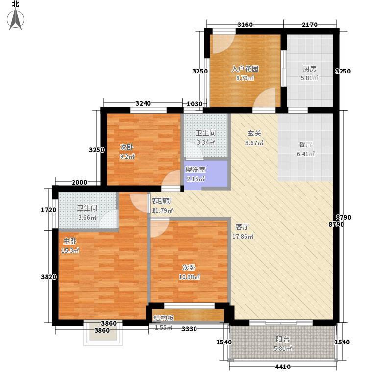 桂阳凤凰城3室2厅2卫