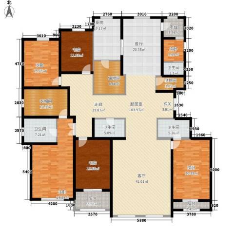 萨尔斯堡6室0厅4卫1厨323.00㎡户型图
