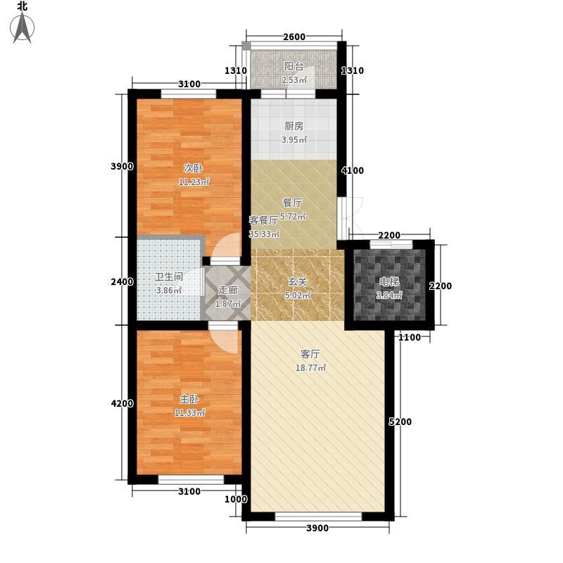 青林湖畔青林湖畔户型10室