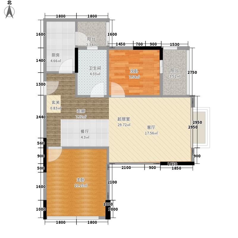 黔灵山国际社区黔灵山国际社区户型图(11/27张)户型10室