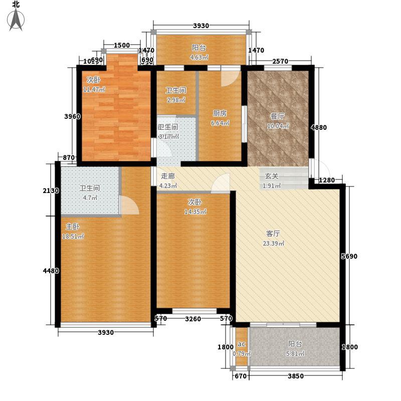 省高级人民法院宿舍房129.00㎡面积12900m户型