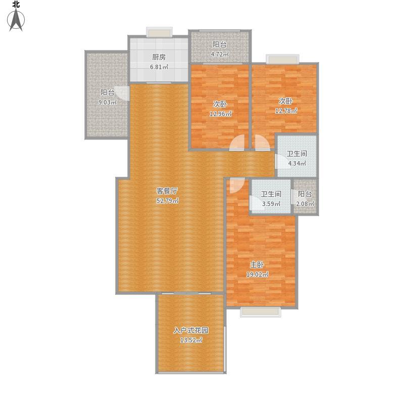 山海豪庭6栋213